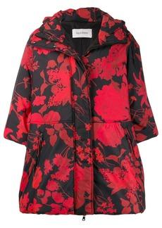 Valentino floral pattern lightweight jacket