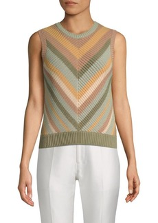 Valentino Gilet Cotton Top