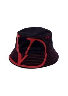 Valentino Garavani V Logo Bucket Hat