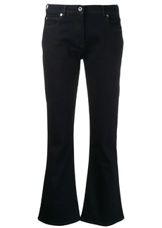 Valentino Go Logo print jeans