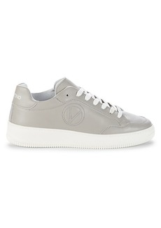 Valentino Hurry Leather Sneakers