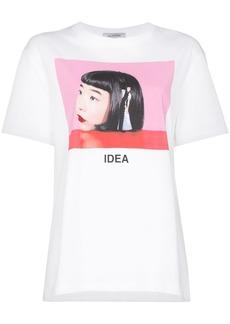 Valentino Izumi Miyazaki Idea print T-shirt