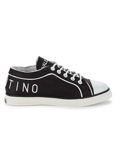 Valentino John Logo Sneakers