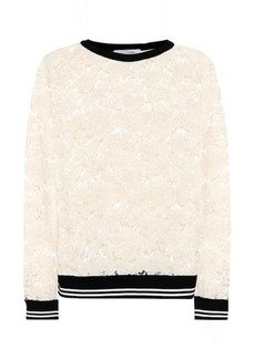 Valentino Lace sweater