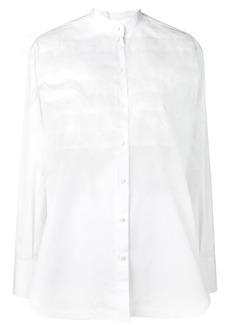 Valentino layered tulle shirt