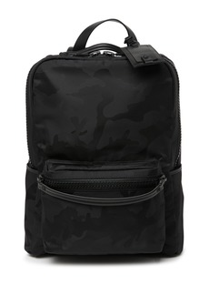 Valentino Leather & Nylon Camo Backpack