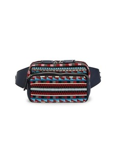 Valentino Leather Belt Bag