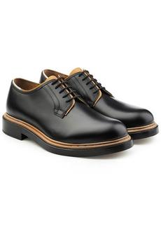 Valentino Leather Derby