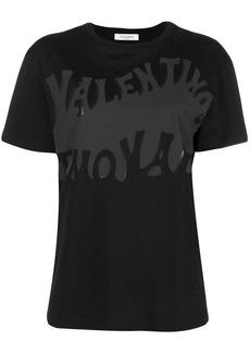 Valentino logo printed T-shirt