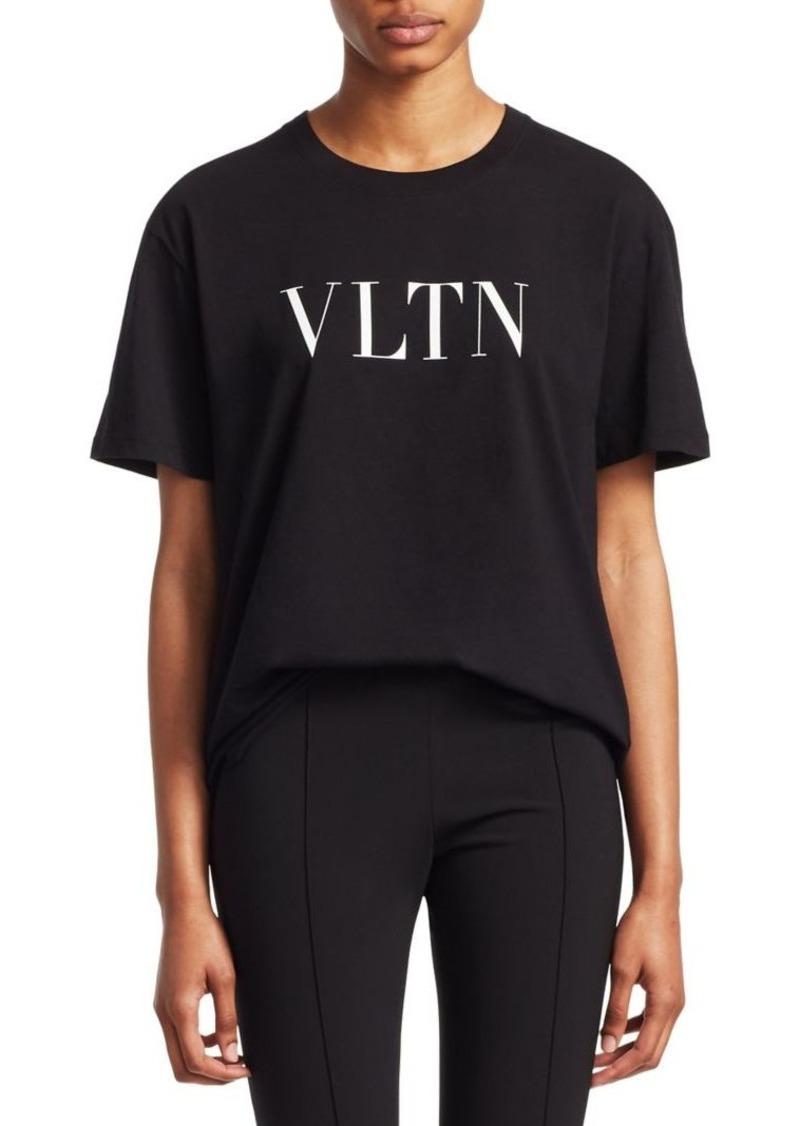 Valentino Logo Tee