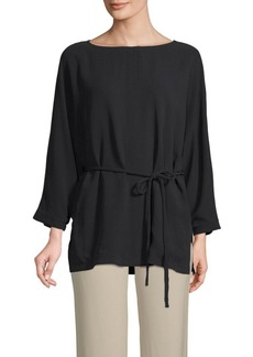 Valentino Long-Sleeve Blouse
