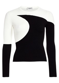 Valentino Luna Knit Sweater