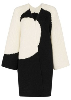 Valentino Luna knitted cape