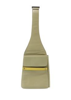 Valentino Men's Leather Double-Flap Shoulder Bag