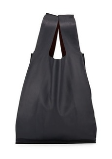 Valentino Men's Leather Tote Bag