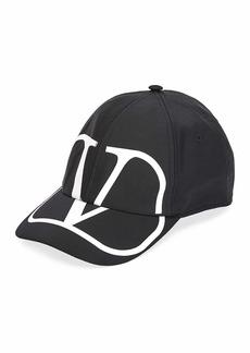 Valentino Men's Logo-Print Baseball Hat