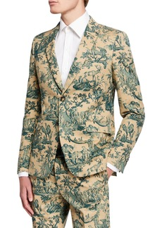 Valentino Men's Suit
