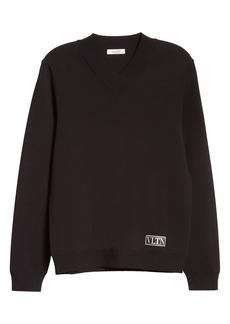 Men's Valentino Maglia V-Neck Sweater