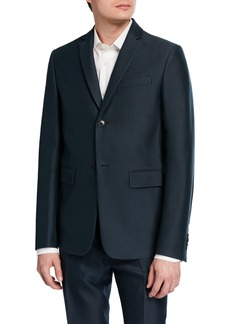 Valentino Men's Wool-Silk Two Piece Suit