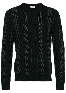 Valentino micro beaded jumper