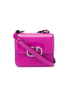 Valentino micro VLOGO leather bag