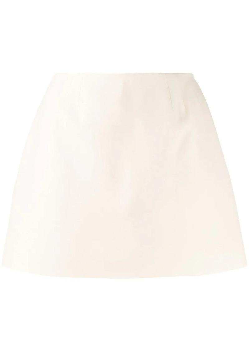Valentino mid-rise mini-skirt