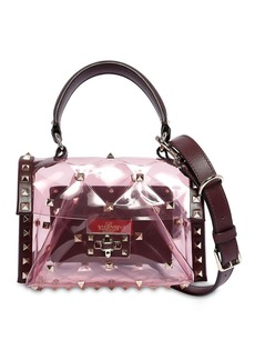 Valentino Mini Candy Stud Polymeric Bag