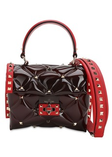 Valentino Mini Candy Stud Polymeric Bag