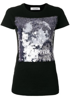 Valentino Moonlover sequin T-shirt