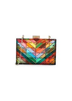 Valentino Multicolored Convertible Minaudiere