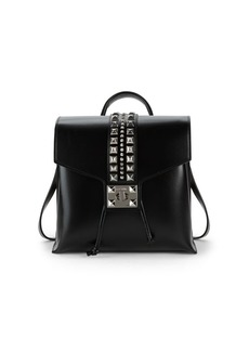 Valentino by Mario Valentino Olivier Leather Backpack