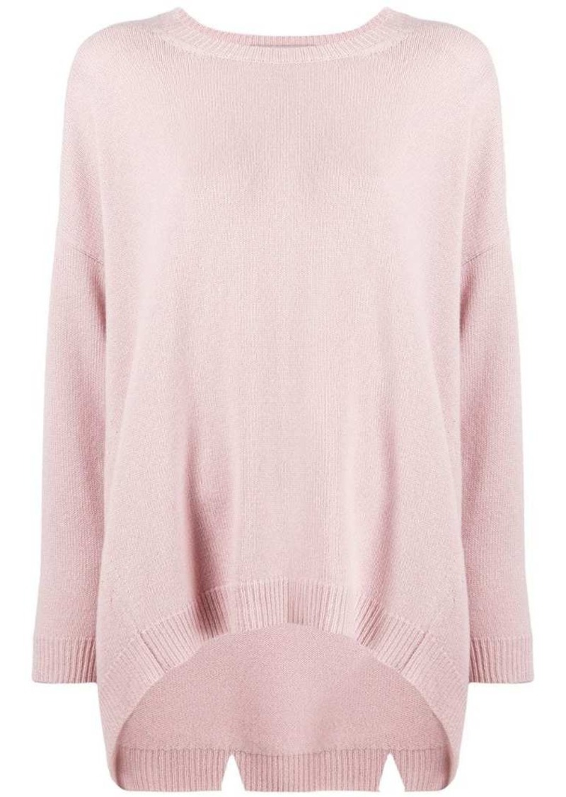 Valentino oversized cashmere knit jumper