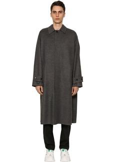 Valentino Oversized Wool & Cashmere Coat
