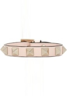 Pink Valentino Garavani Rockstud Bracelet