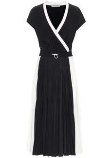 Valentino Pleated dress