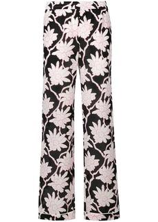 Valentino Popflowers palazzo pants