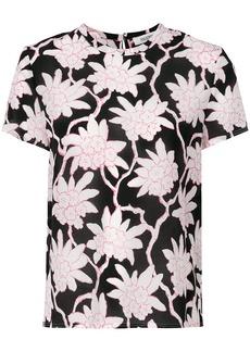 Valentino Popflowers print top