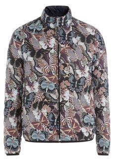 Valentino Printed Down Jacket