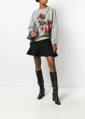 Valentino x Undercover printed sweatshirt