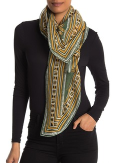 Valentino Printed Woven Shawl
