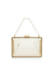 Valentino Push-Button Top Handle Bag