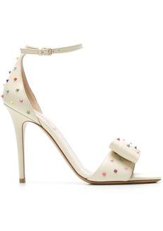 Valentino rainbow Rockstud d'Orsay sandals