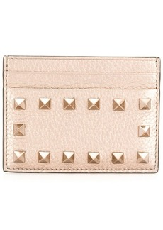 Valentino Garavani Rockstud card holder