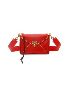 Valentino Rockstud Hype Medium Shoulder Bag