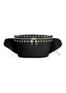 Valentino Garavani Rockstud Leather Belt Bag