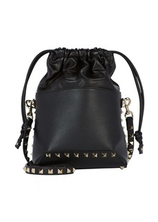 Valentino Rockstud Mini Bucket Bag