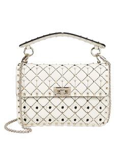 Valentino Rockstud Petal Crossbody Bag