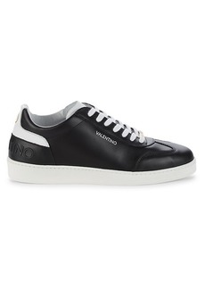 Valentino Ronald Leather Sneakers