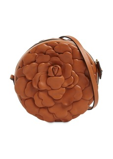 Valentino Rose Edition Round Crossbody Bag