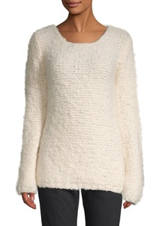 Valentino Roundneck Cashmere Sweater